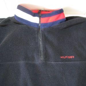 Vintage Tommy Hilfiger Fleece Jacket, XL